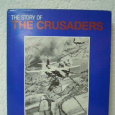 Militaria: THE STORY OF THE CRUSADERS - THE 386TH BOMB GROUP (M) IN WORLD WAR II. Lote 28187349