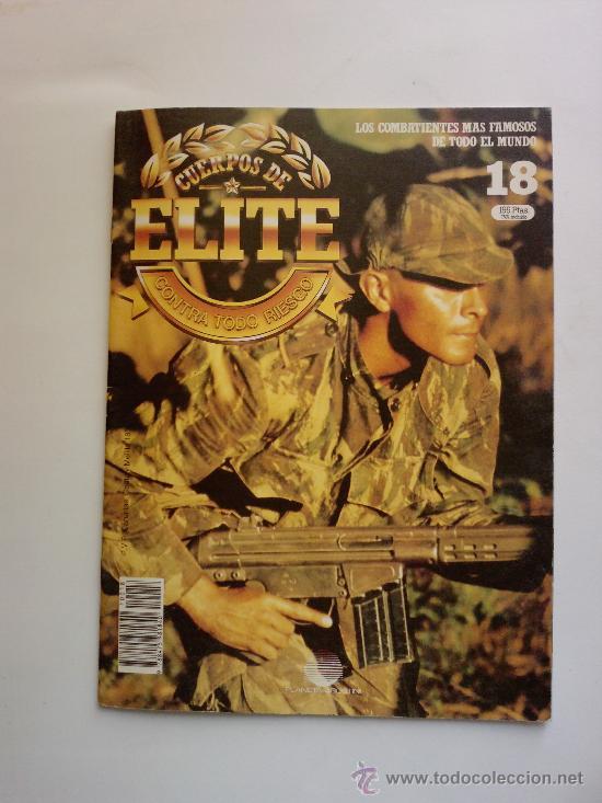 CUERPOS DE ELITE N18 (Militar - Libros y Literatura Militar)