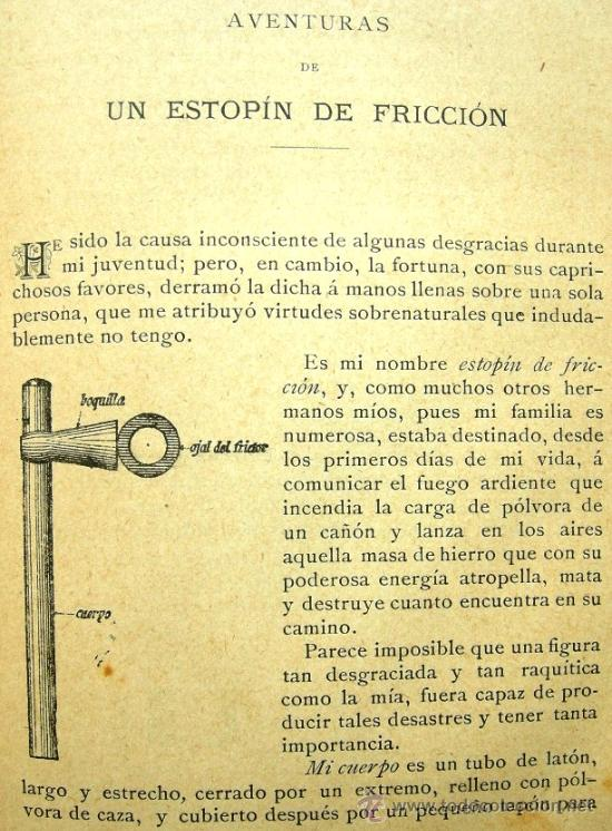 Militaria: LA INDUSTRIA MILITAR PINTADA POR SÍ MISMA - FELIPE MATHÉ - BARCELONA 1886 - BIBLIOTECA MILITAR - Foto 3 - 28290650