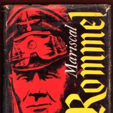 Militaria: MEMORIAS MARISCAL ROMMEL - ED. LUIS DE CARALT - TAPA DURA - AÑO 1965. Lote 28406741
