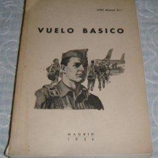 Militaria: VUELO MILITAR AÑO 1956. Lote 28442788