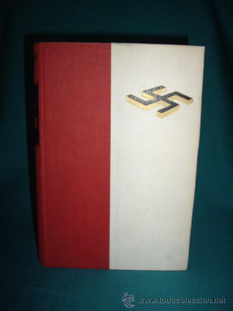 Militaria: HITLER - DIE REICHSKANZIEL VON 1933 BIS 1945 - EL TERCER REICH - Foto 3 - 28709419
