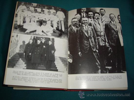 Militaria: HITLER - DIE REICHSKANZIEL VON 1933 BIS 1945 - EL TERCER REICH - Foto 5 - 28709419