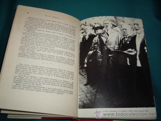 Militaria: HITLER - DIE REICHSKANZIEL VON 1933 BIS 1945 - EL TERCER REICH - Foto 6 - 28709419