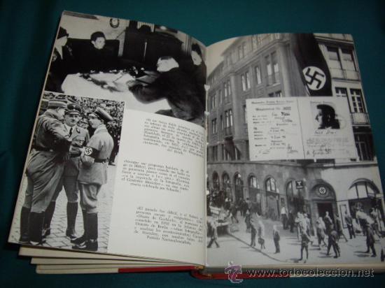 Militaria: HITLER - DIE REICHSKANZIEL VON 1933 BIS 1945 - EL TERCER REICH - Foto 7 - 28709419