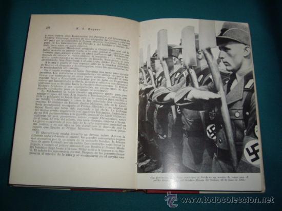 Militaria: HITLER - DIE REICHSKANZIEL VON 1933 BIS 1945 - EL TERCER REICH - Foto 8 - 28709419