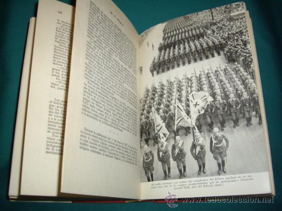 Militaria: HITLER - DIE REICHSKANZIEL VON 1933 BIS 1945 - EL TERCER REICH - Foto 9 - 28709419