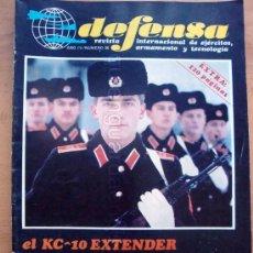 Militaria: REVISTA INTERNACIONAL DE EJÉRCITOS ARMAMENTO Y TECNOLOGÍAS DEFENSA AÑO IV Nº 38. Lote 28780680