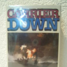 Militaria: CARRIER DOWN - THE SINKING OF THE U.S.S. PRINCENTON. Lote 28951209