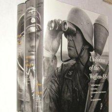 Militaria: UNIFORMES DE LAS WAFFEN SS VOL, 1,2, 3 - 1939 A 1945 MAS DE 1600 FOTOS EN COLOR Y B/N ! MAGNIFICOS ¡. Lote 29001006