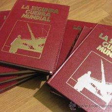 Militaria: 7 TOMOS DEL 1 AL 7 DE LA SEGUNDA GUERRA MUNDIAL - EDITORIAL SARPE. Lote 36940256