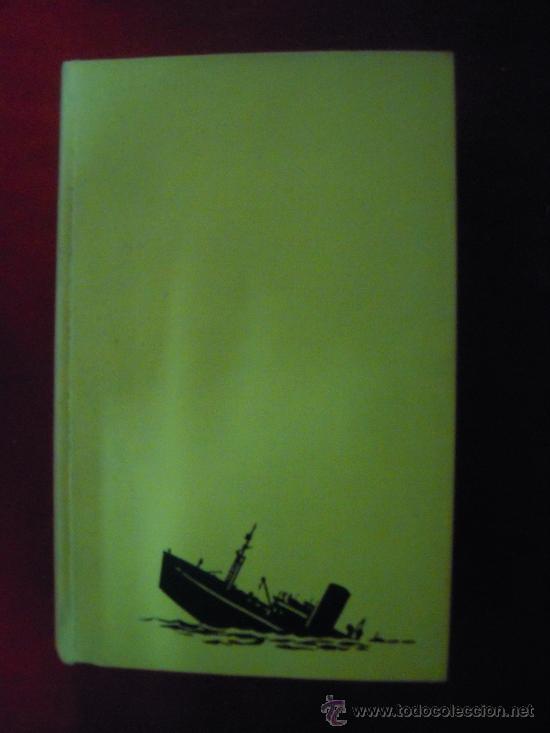 LA GUERRA NAVAL EN EL ATLANTICO - LUIS DE LA SIERRA - EDITORIAL JUVENTUD (Militar - Libros y Literatura Militar)