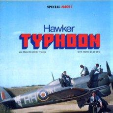Militaria: HAWKER TYPHOON (1980) - EN FRANCÉS. Lote 30015434