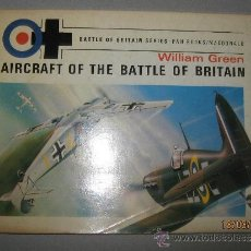 Militaria: AIRCRAFT OF THE BATTLE OF BRITAIN. Lote 30937913