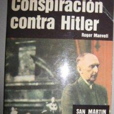 Militaria: CONSPIRACION CONTRA HITLER. Lote 31096944