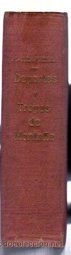 Militaria: DEPORTES Y TROPAS DE MONTAÑA, FRANCISCO JAVIER F.TRAPIELLA, 1942, TOLEDO - Foto 6 - 31844527