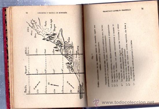 Militaria: DEPORTES Y TROPAS DE MONTAÑA, FRANCISCO JAVIER F.TRAPIELLA, 1942, TOLEDO - Foto 4 - 31844527