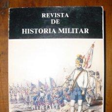 Militaria: PRIMERAS 65 REVISTA DE HISTORIA MILITAR DEL SERVICIO HISTORICO MILITAR. Lote 32385711