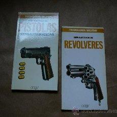 Militaria - Guías de pistolas y revólveres - 32753236