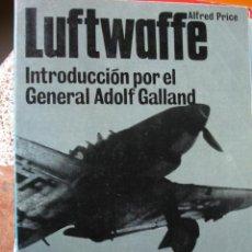 Militaria: LUFTWAFFE.ALFRED PRINCE.144 PG.1980 .AVIACION .ED SAN MARTIN.. Lote 32932505