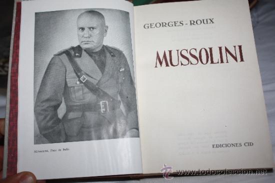Militaria: MUSSOLINI - Foto 2 - 32959992