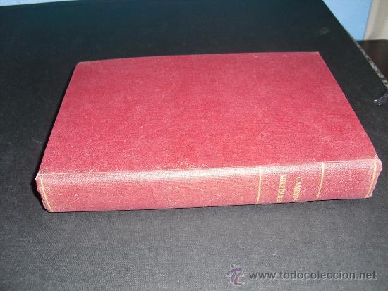 1938 GUERRA CIVIL CAMINOS MILITARES ESCUELA POPULAR DE GUERRA DE LA REGION CATALANA MUY ILUSTRADO (Militar - Libros y Literatura Militar)