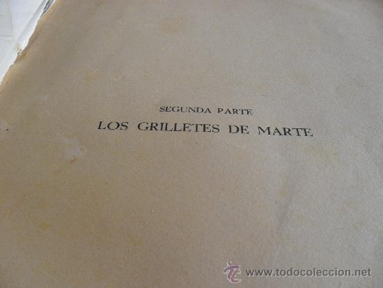 Militaria: BREVE HISTORIA DE LA GRAN GUERRA LOS GRILLETES DE MARTE EDICIONES IBERIA W BEUMELBURG - Foto 5 - 34201657