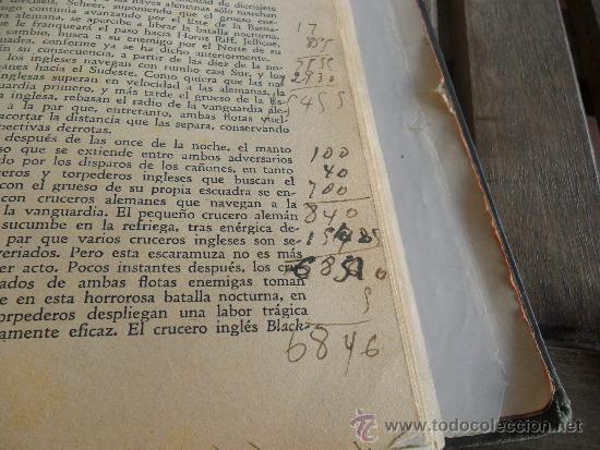 Militaria: BREVE HISTORIA DE LA GRAN GUERRA LOS GRILLETES DE MARTE EDICIONES IBERIA W BEUMELBURG - Foto 6 - 34201657
