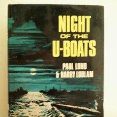 Militaria: NIGHT OF THE U-BOATS . Lote 34204313