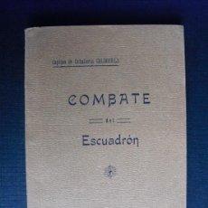Militaria: COMBATE DEL ESCUADRON DE CABALLERIA CARGAS A CABALLO UNICO. Lote 34213970