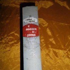 Militaria: EL DESEMBARCO EN PROVENZA (15 DE AGOSTO 1944). JACQUES ROBICHON. PLAZA & JANES 1964 *. Lote 34332363