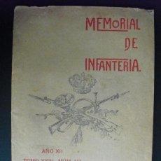 Militaria - OCTUBRE DE 1923 MEMORIAL DE INFANTERIA NUM. 141 - 35184101