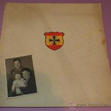 Militaria: LIBRO DIVISION AZUL, LOS VOLUNTARIOS ESPAÑOLES EN EL FRENTE + FOTOGRAFIA ., LIBRO MUY ILUSTRADO. Lote 35191495