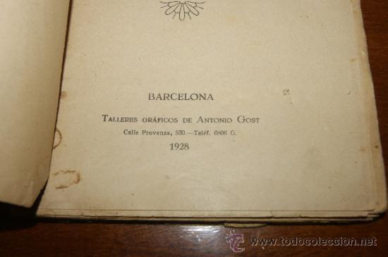 Militaria: Antiguo libro El dictador y la dictadura, Barcelona 1928 - Foto 3 - 35239460