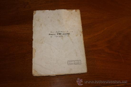 Militaria: Antiguo libro El dictador y la dictadura, Barcelona 1928 - Foto 7 - 35239460
