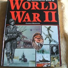 Militaria: THE ILUSTRATED BOOK OF WWII. Lote 35304426