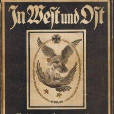Militaria: IMÁGENES DE LA GUERRA DE LA 47 RESERVA DIVISIÓN - 1916/17 - INCLUYE MAPA - ALEMÁN - FOTOS ADICIONAL. Lote 35396614