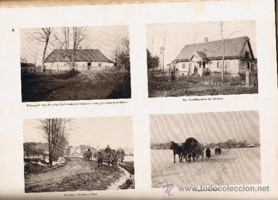 Militaria: IMÁGENES DE LA GUERRA DE LA 47 RESERVA DIVISIÓN - 1916/17 - INCLUYE MAPA - ALEMÁN - FOTOS ADICIONAL - Foto 7 - 35396614