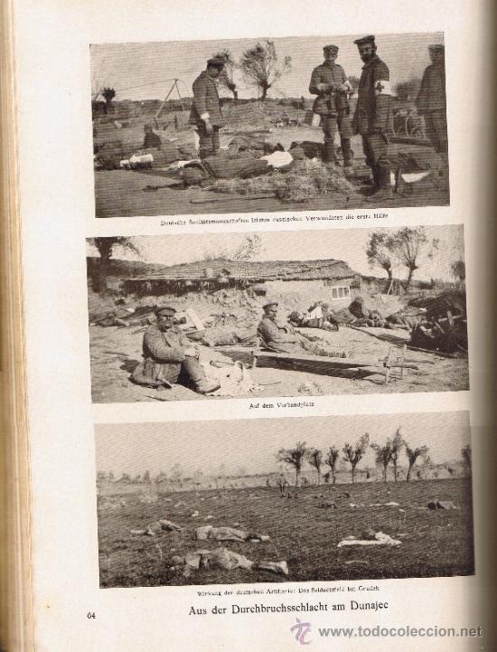 Militaria: IMÁGENES DE LA GUERRA DE LA 47 RESERVA DIVISIÓN - 1916/17 - INCLUYE MAPA - ALEMÁN - FOTOS ADICIONAL - Foto 6 - 35396614