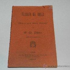 Militaria: G M SEGO - FILOSOFIA DEL DUELO Y REGLAS QUE DEBEN REGIRLO , MAHON 194 IMP. REAL CASA. (NO FASCIMIL). Lote 35535518