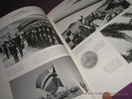 Militaria: Historia en imágenes del acorazado alemán ADMIRAL GRAF SPEE, Kriegsmarine, III Reich 1999 MUY RARO - Foto 7 - 35567941