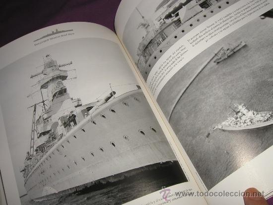 Militaria: Historia en imágenes del acorazado alemán ADMIRAL GRAF SPEE, Kriegsmarine, III Reich 1999 MUY RARO - Foto 9 - 35567941