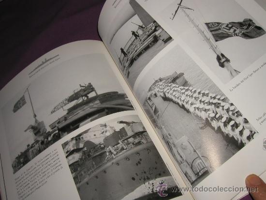 Militaria: Historia en imágenes del acorazado alemán ADMIRAL GRAF SPEE, Kriegsmarine, III Reich 1999 MUY RARO - Foto 10 - 35567941