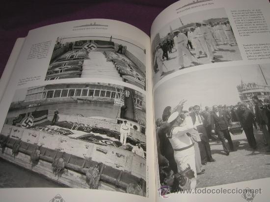 Militaria: Historia en imágenes del acorazado alemán ADMIRAL GRAF SPEE, Kriegsmarine, III Reich 1999 MUY RARO - Foto 11 - 35567941