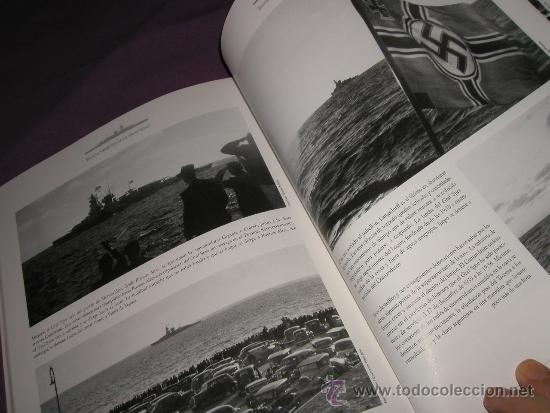 Militaria: Historia en imágenes del acorazado alemán ADMIRAL GRAF SPEE, Kriegsmarine, III Reich 1999 MUY RARO - Foto 15 - 35567941