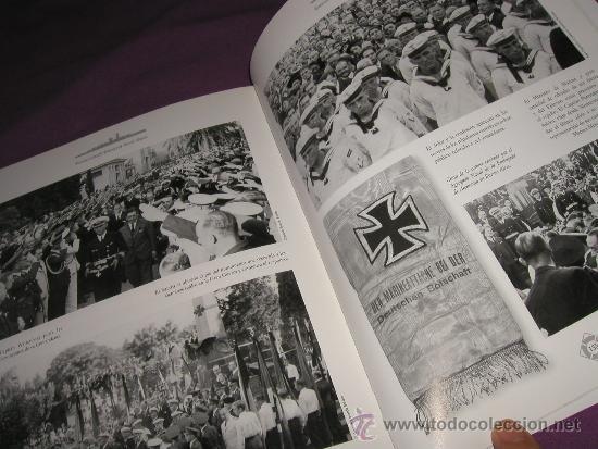 Militaria: Historia en imágenes del acorazado alemán ADMIRAL GRAF SPEE, Kriegsmarine, III Reich 1999 MUY RARO - Foto 16 - 35567941