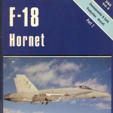 Militaria: F-18 HORNET. AVIÓN. AVIONES.. Lote 35705489