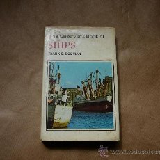 Militaria: SHIPS, THE OBSERVER BOOK OF.. Lote 35926332