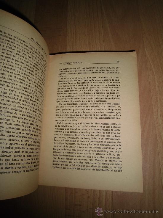 Militaria: ESTUDIOS MILITARES ANTOLOGIA ALMIRANTE ARTE MILITAR HISTORIA BIBLIOGRAFIA EDICIONES EJERCITO 1943 - Foto 3 - 36091017
