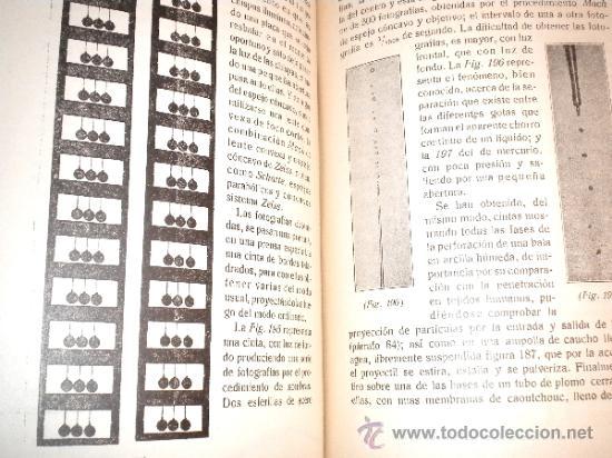 Militaria: BALISTICA EXPERIMENTAL Y APLICADA /Julián y Negrotto. Antonio - Foto 3 - 85484994